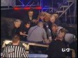 WWE Monday Night Raw 01.14.08 Randy Orton vs. Jeff Hardy