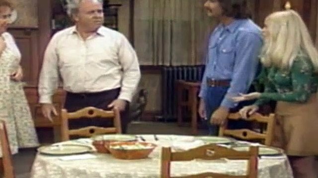 All In The Family Season 4 Episode 7 Archie And The Computer