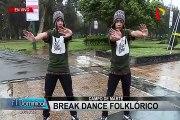 Semilla Crew: máximos exponentes del Break Dance folklórico