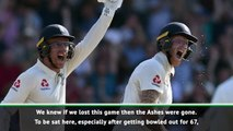 Stokes cherished 'special feeling' after keeping Ashes hopes alive