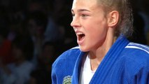 Spectacular judo as Daria Bilodid crowned 2019 World Champion in Tokyo