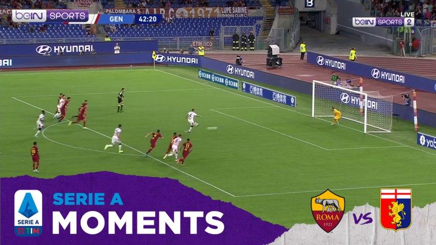 Serie A 19/20 Moments: Goal by Genoa and Domenico Criscito vs Roma