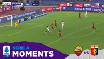 Serie A 19/20 Moments: Goal by Genoa and Christian Kouamé vs Roma