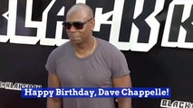 Dave Chappelle's Birthday Weekend