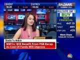 Stock analyst Prakash Gaba is recommending a buy on these stocks today