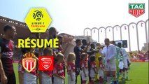 AS Monaco - Nîmes Olympique (2-2)  - Résumé - (ASM-NIMES) / 2019-20