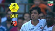 But Clément GRENIER (16ème) / RC Strasbourg Alsace - Stade Rennais FC - (0-2) - (RCSA-SRFC) / 2019-20