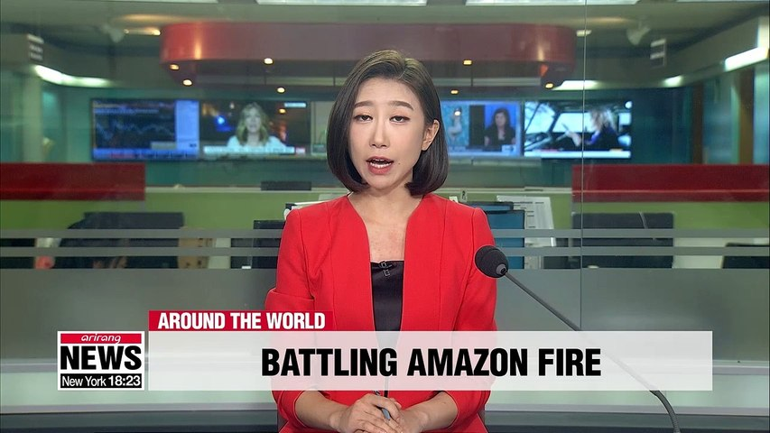 Brazil deploys 44,000 troops to battle Amazon fire after international pressure