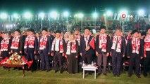 Büyük Taarruz'un 97. Yıl dönümü kutlamaları Uğur Işılak konseriyle devam etti