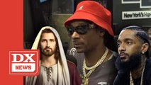 "Snoop Dogg Says Nipsey Hussle Had ""Same Impact Jesus Had"""