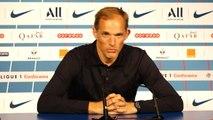 """3e j. - Tuchel : """"Je voulais déjà ménager Thiago Silva contre Rennes"""""""