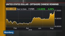 Yuan May Reach 7.20 in Near Term, ANZ's Goh Says