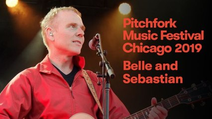 "Belle and Sebastian - ""Me and the Major"" | Pitchfork Music Festival 2019"