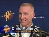 Chris Mullin Speaks About Signing Chris Webber
