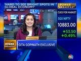 Gita Gopinath of IMF on trade policy & global economy