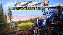 Farming Simulator 15 - Trailer de lancement