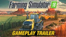 Farming Simulator 18 - Trailer de gameplay