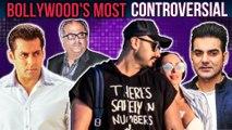 Salman Khan - Arjun Kapoor - Malaika Arora UGLY FIGHT | Bollywood's Most Controversial