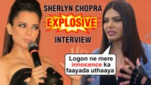 Sherlyn Chopra On Kangana, EXPOSES Ram Gopal Varma | Trolls | Casting Couch | Exclusive