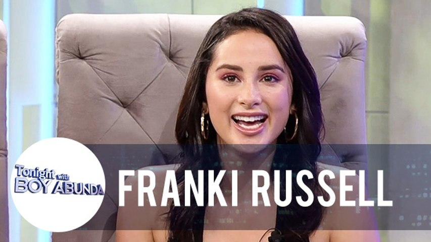 Franki admits that she finds Argel attractive | TWBA