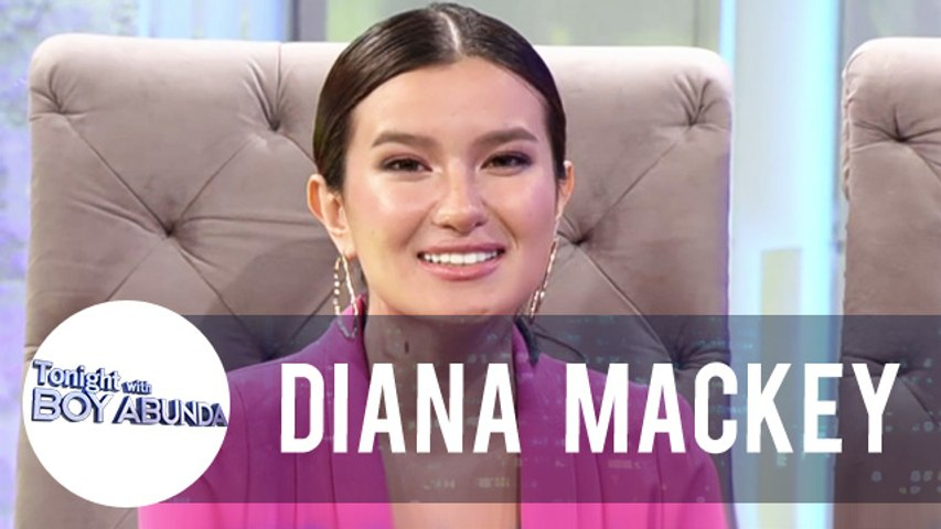 Diana shares her thought about Sky | TWBA