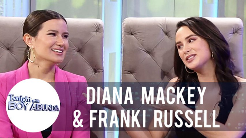 Fast Talk with Diana Mackey and Franki Russell | TWBA