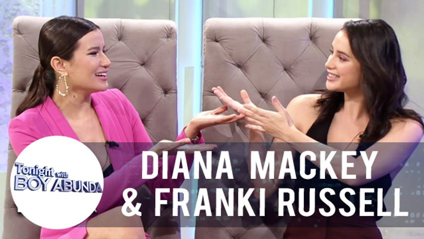 Franki states that Diana is the next Miss Universe | TWBA