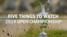 5 storylines to watch for at Royal Portrush