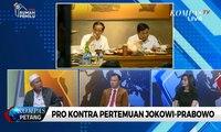 Dialog: Pro Kontra Pertemuan Jokowi-Prabowo (1)