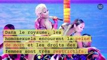 Nicki Minaj annule son concert en Arabie saoudite