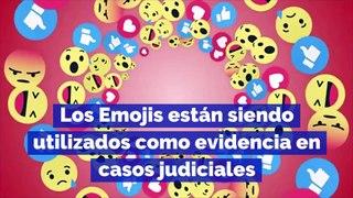 Los Emojis están siendo utilizados como evidencia en casos judiciales