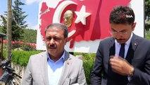 15 Temmuz şehidi polis memuru Akif Altay kabri başında anıldı