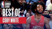 Best of Coby White - MGM Resorts NBA Summer League