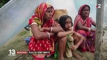Asie du Sud-Est : la mousson a fait déjà au moins 130 morts