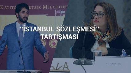 'İstanbul Sözleşmesi' tartışması: SP Milletvekili Abdulkadir Karaduman ve Nafaka Hakkı Platformu'ndan Funda Ekin T24'e konuştu
