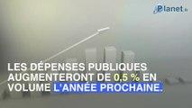 Les dépenses publiques de l'État continueront d'augmenter