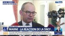 """Marne: pour le PDG de SNCF réseau, le passage à niveau n'était pas """"classé dans la liste des passages à niveaux sensibles"""""""