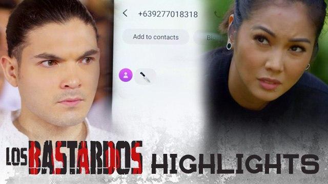 Connor, nakatanggap ng babala kay Lupita   PHR Presents Los Bastardos