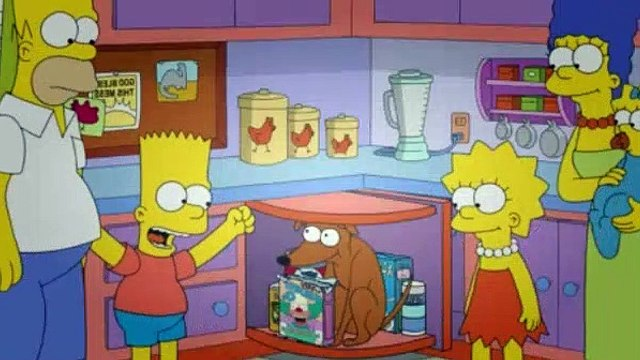 The Simpsons Season 24 Episode 8 To Cur With