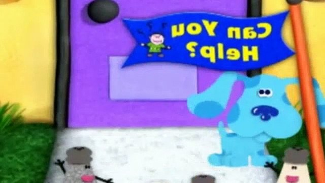 Blues Clues Season 4 Episode 30 - Can You Help