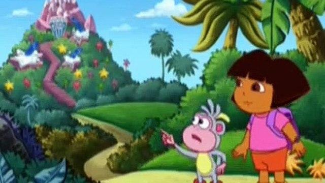 Dora the Explorer Season 4 Episode 7 - Star Mountain