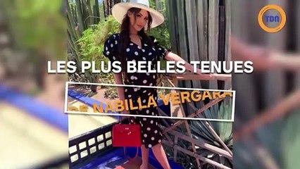 Les plus belles tenues de Nabilla Vergara !