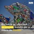 Un poisson géant pour sensibiliser à la protection de la mer et du littoral à Cannes