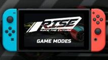 Rise : Race the Future - Bande-annonce des modes de jeu (Switch)