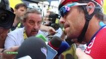 """Tour de France 2019 - Thibaut Pinot : """"C'est une journée de merde... !"""""""