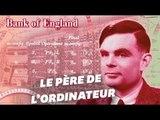 Le mathématicien Alan Turing désigné effigie du billet de 50 livres sterling (VIDEO OFF)