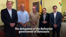 Venezuelan Peace Dialogue Continues In Barbados