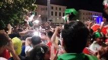 Football : après la victoire de l'Algérie à Valence