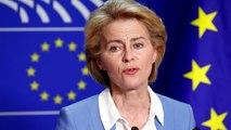 UE : Ursula von der Leyen face aux eurodéputés ce mardi