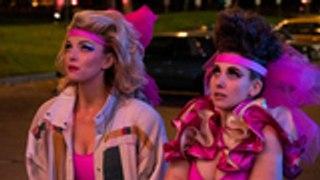 'GLOW' Star Betty Gilpin Teases Season 3, Geena Davis Guest Starring Role | In Studio